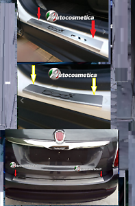 modanatura-Battivaligia-paraurto-Battitacco-Acciaio-satinato-FIAT-500X-14-19