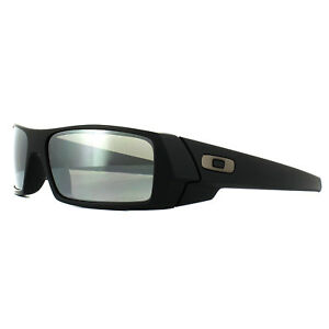 62820fefe7c4 Image is loading Oakley-Sunglasses-Gascan-OO9014-43-Matt-Black-Prizm-