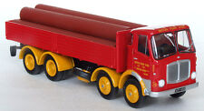 37501 EFE AEC Mark V 4 Axle Dropside Lorry Briton Ferry 1:76 Diecast Truck New