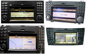 Reparatur COMAND APS NTG 2.5 Mercedes W211 W219 W245 W203 W463
