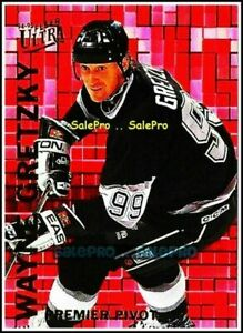 ULTRA-FLEER-1994-WAYNE-GRETZKY-NHL-LOS-ANGELES-KINGS-PREMIER-PIVOT-MINT-4-10