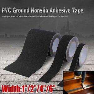US 5/10/20m Floor Safety Non Skid Tape Roll Anti Slip Adhesive Sticker High Grip