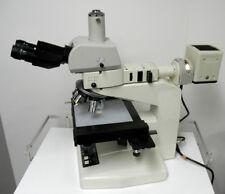 Nikon Optiphot 150s Bfdf Ergo Head Metallurgical Microscope