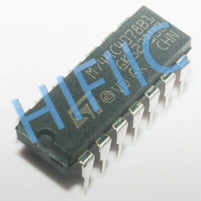 10PCS M74HC4078B1R M74HC4078B1 IC GATE NOR//OR 8-INPUT DIP ST