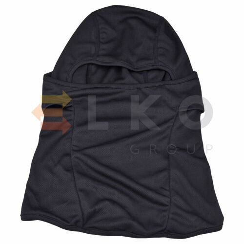 ELKO® Black Balaclava Mask Bike Under Helmet Winter Warm Army Style Neck Warmer