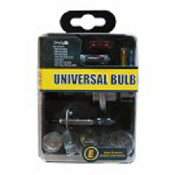 Traveling Bulb Kit H1 H4 H7 Hi Low Spare Glove Box Kit New Car