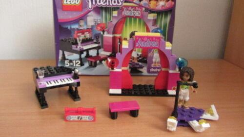 1 von 1 - Lego Friends 3932 Andrea´s Musikbühne