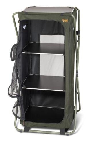 Anaconda Tent Locker Zeltschrank Klappbarer Schrank zum Karpfenangeln