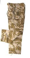 British Military Combat Pants - Desert Dpm Camo - Various Sizes - Surplus
