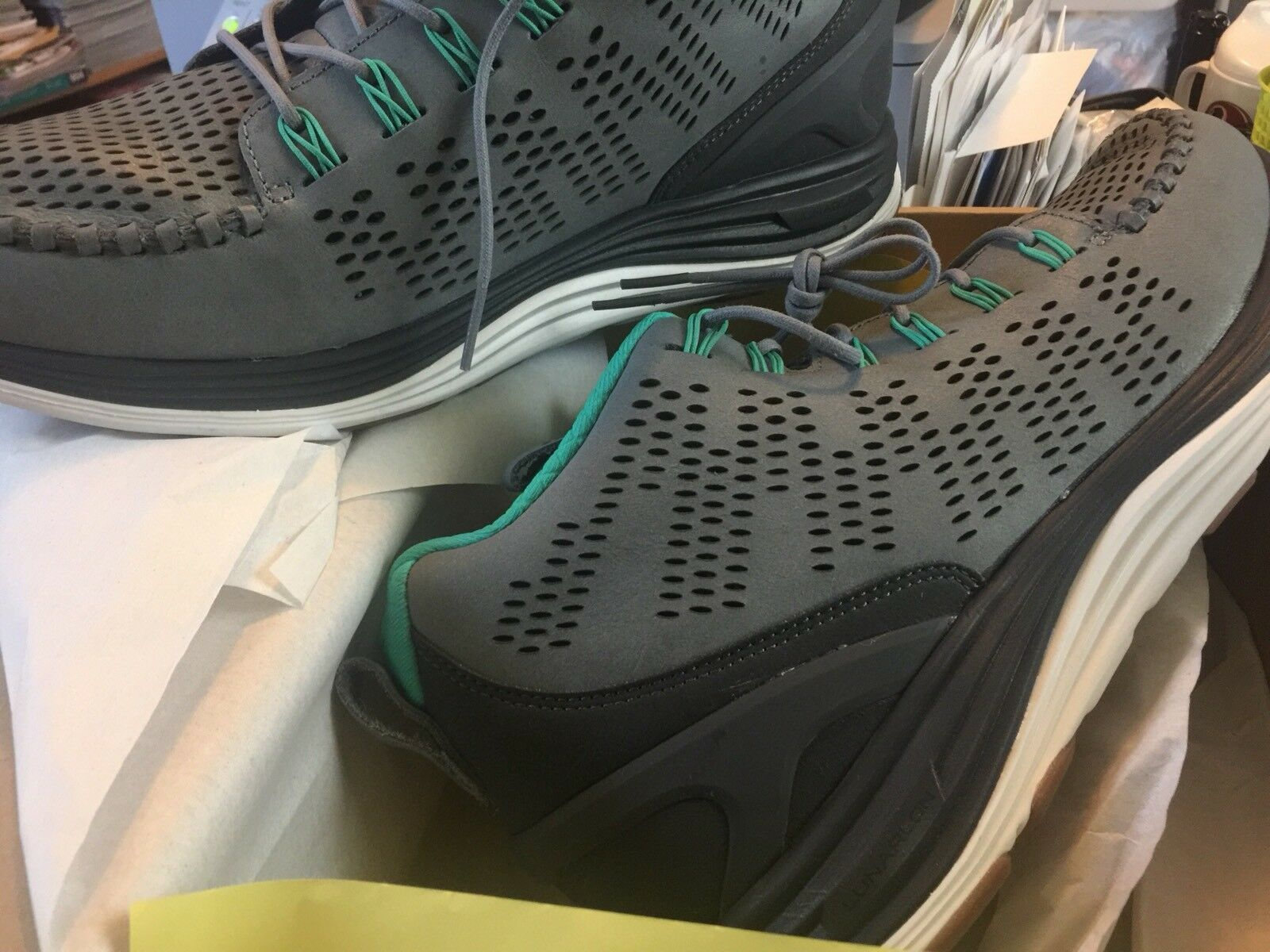 Nike lunar chenchukka qs sneakerStiefel kraft (553553 200) 52: 11 11 52: e8c9aa