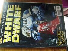 µ? Revue White Dwarf n°127 Warhammer Seigneur des Anneaux  Legion de l'oeil