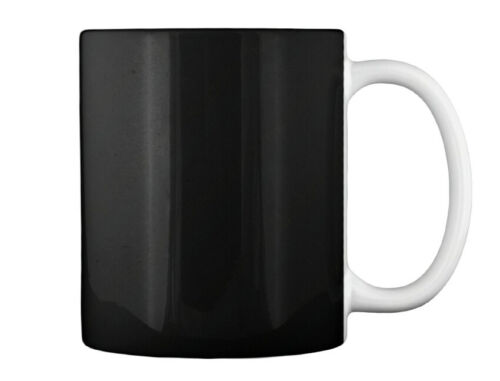 Details about  /Thin Gold Line Onyx Gift Coffee Mug