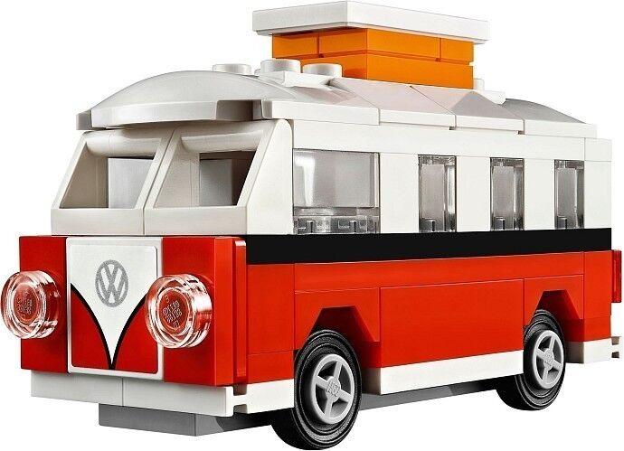 LEGO Creator 40079 Mini Volkswagen Volkswagen Volkswagen VW T1 Camper Van Polybag 186d0a