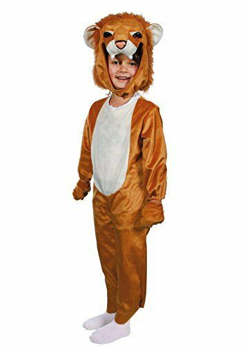 Kinder Löwenkostüm Fasching Karneval Kostüm