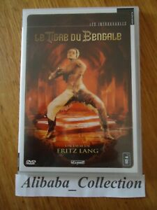 Lote-DVD-el-Tigre-Del-Bengala-Tumba-Hindu-Fritz-Lang