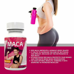 633f7b859 Image is loading Red-Maca-Roja-Increases-Sexual-Woman-Power-Revitalizing-