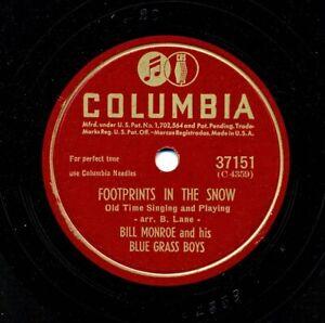 BILL-MONROE-and-his-BLUE-GRASS-BOYS-on-1946-Columbia-37151-True-Life-Blues