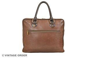 Louis Vuitton Brown Utah Leather Eurong Business Bag M92532 - YG01100