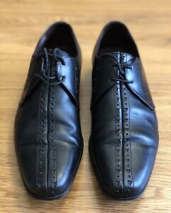 aldo aubinnet men's dress shoes  size us 8 eur 41