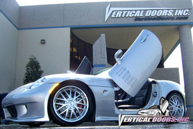 2006-2010 Pontiac Solstice Lambo Vertical Door Hinges We Entertain ALL Offers!!!