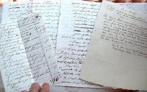 1835-LOTTO-DI-DOCUMENTI-DEL-BORGO-DI-FAENZA-PARROCCHIA-DI-SANT-039-ANTONINO