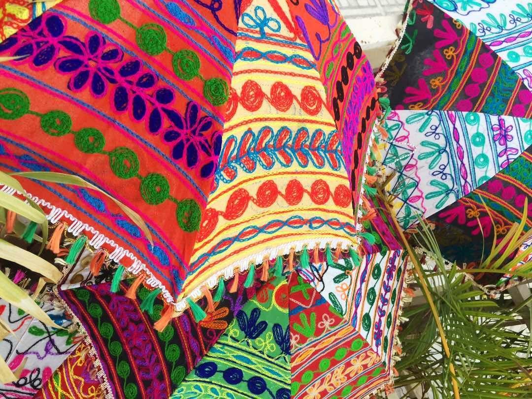 10 Pc Wholesale Wedding Party Shower Indian Handmade Parasols Vintage Umbrellas