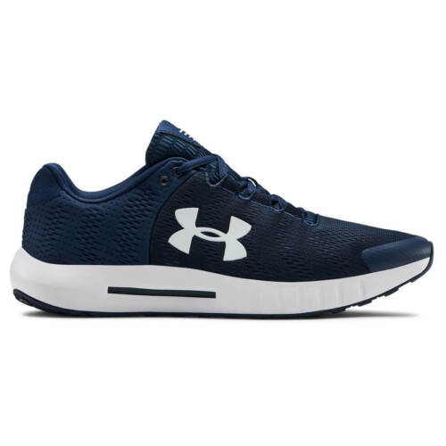 Under Armour Mens UA Micro G Pursuit BP Lightweight Trainers Running Shoes