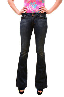 Aktiv J Brand Women's Love Story Bell Botom Jeans 722c032 Blue Size 26 Rrp £150 Bcf79 Elegantes Und Robustes Paket