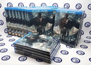 Venom-Blu-Ray-3D-2D-2-disc-set-Region-free-Additional-materials