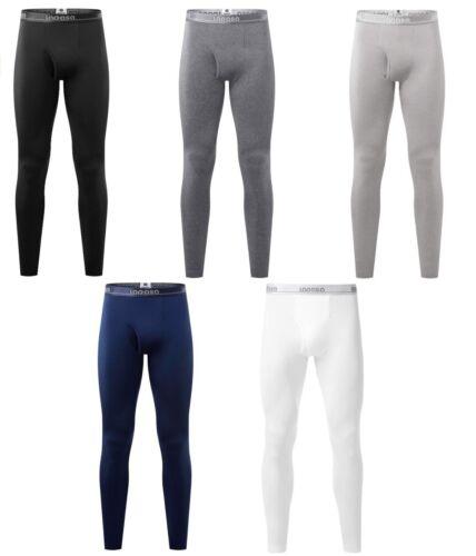 LAPASA Men/'s 2 Pack /& 1 Pack Long Johns Thermal  Underwear Fleece Lined