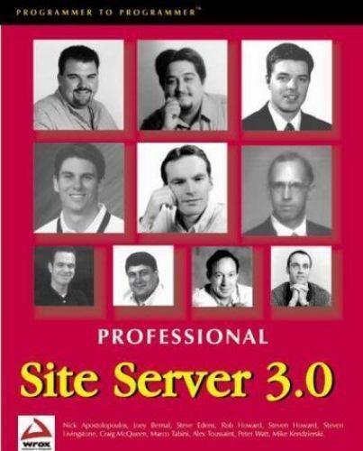 Site Server 3.0, Personalization and Membership