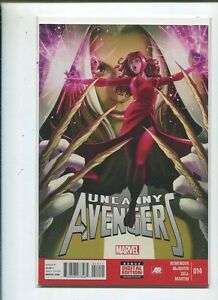 Uncanny-Avengers-14-Remender-McNiven-Dell-Martin-New-Near-Mint-MD2