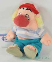 Mr Smee Pirate Mini Bean Bag Disney Peter Pan Sidekick Cook Plush 8 Retired