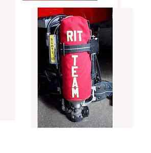 """SCBA """"RIT TEAM"""" Cylinder covers"""