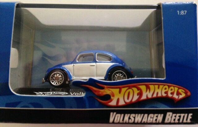 Hot Wheels Volkswagen Käfer 1:87 Blau
