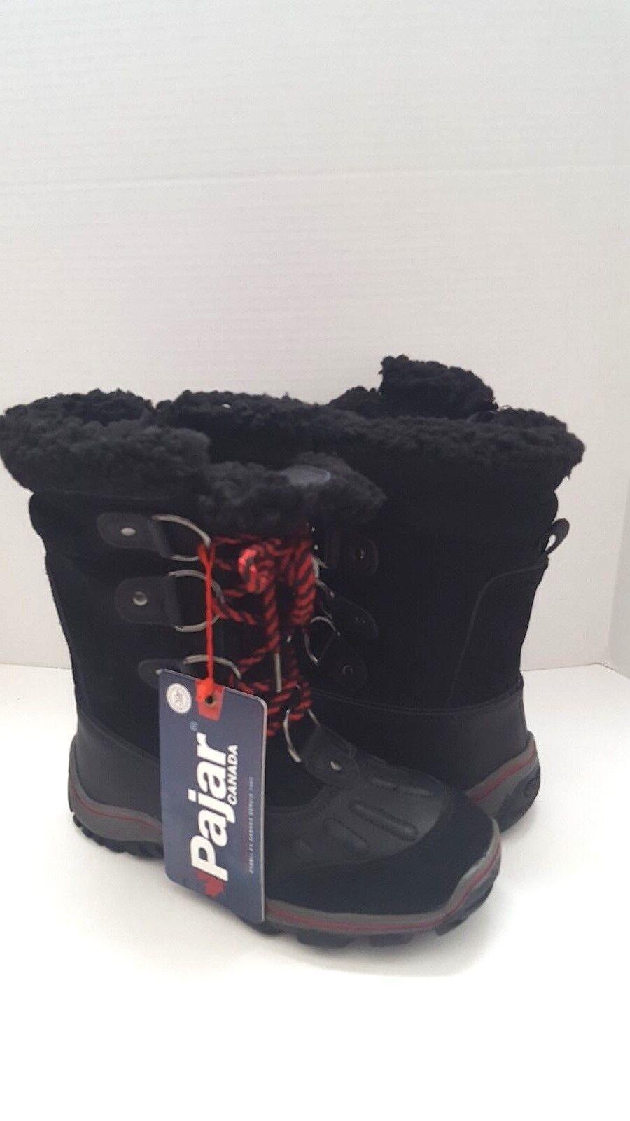 NEU Pajar Canada Alina  Momen's Leder Snow Stiefel  Sz 6- 6.5US,37EUR