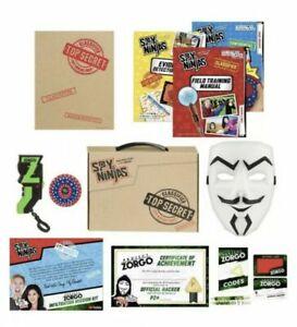 Spy Ninjas Project Zorgo Infiltration Mission Kit   (41172)