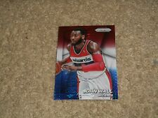 2014 Panini Prizm RED-WHITE-BLUE #135 JOHN WALL SP!! WIZARDS! MUST SEE!!