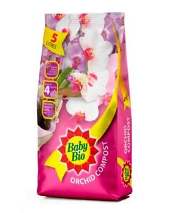 01ccf63af322bb 2x Baby Bio Orchid Plant Feeding Compost With Added Nutrients for ...