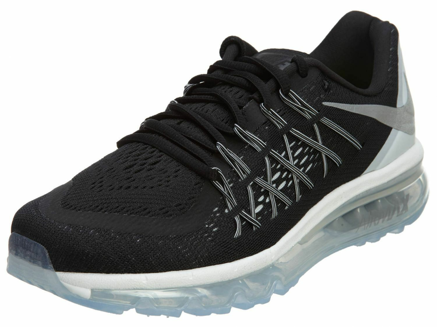 New Nike Women's Air Max 2018 Running Shoes Black/White/903-001