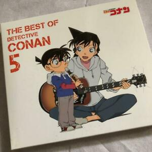 The-Best-of-Detective-Conan-5-Limited-Edition-CD-plus-DVD-Anime-Music