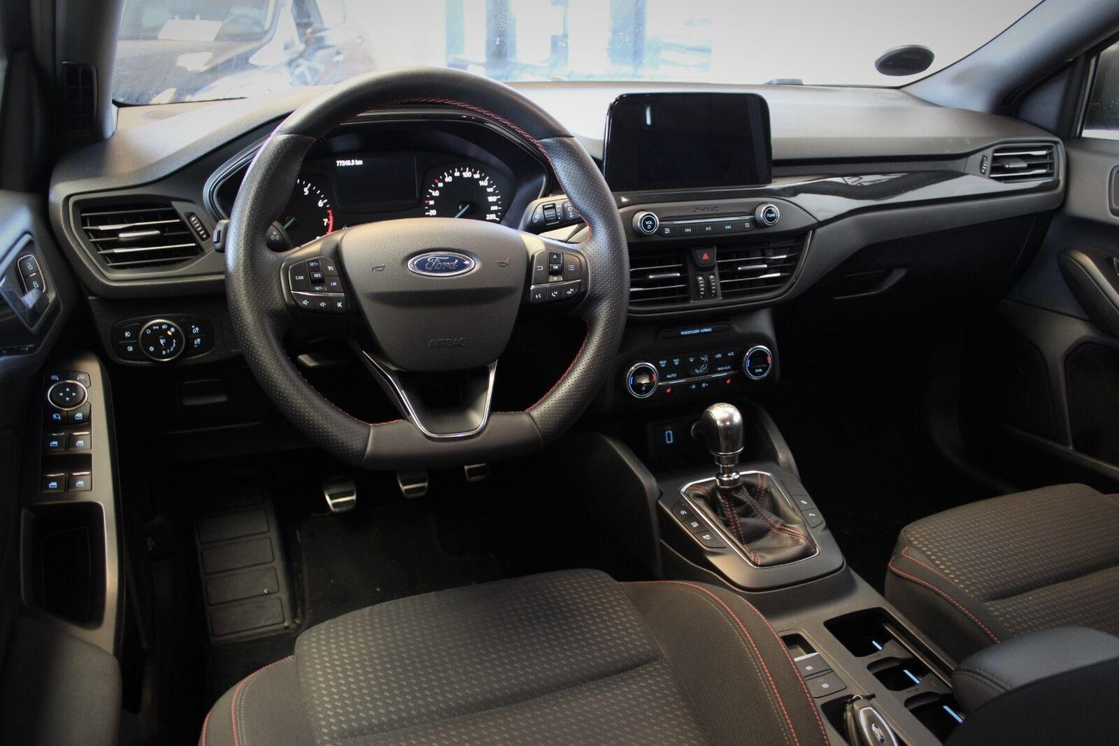 Ford Focus 1,0 EcoBoost ST-Line - billede 6