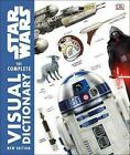 Star Wars The Complete Visual Dictionary Edition 9780241316559