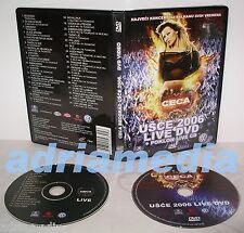 CECA Dvd + CD Usce Live 2006 Koncert Uzivo Beograd Folk Svetlana Raznatovic Hit