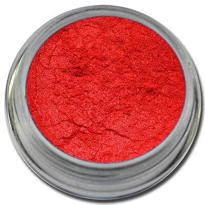 Pigment Pigmente Puder Ultrafein Rot auch für Chrome Effekt geeignet #617-19