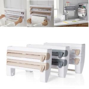 Folienschneider Küchenrollenhalter rollenhalter küchenrollenhalter folienschneider folienabroller
