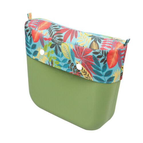 New Composite Twill Cloth  Trim Fabric Decoration for Classic Mini Obag O Bag