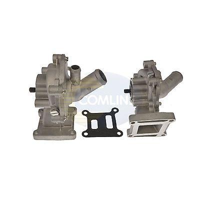 Ford Transit MK6 2.0TDCi Variant1 Genuine Comline Engine Water Pump Replacement
