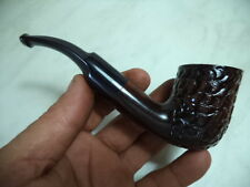 NERONE PIPA IN PERO PEAR WOOD PIPE PFEIFE ITALIANSTYLE RUSTIC 5 NEW
