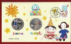 2016-Australia-PNC-50-Years-of-Play-School-Jemima-and-Humpty-50c-Coins